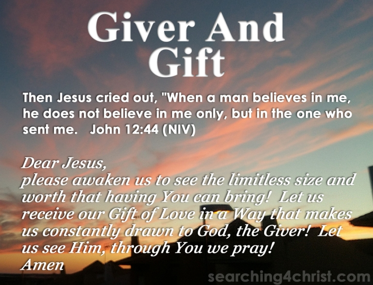 Giver And Gift