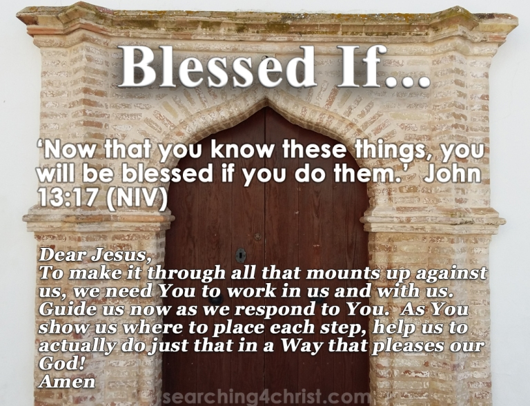 Blessed If...