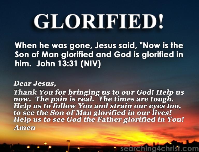 Glorified!