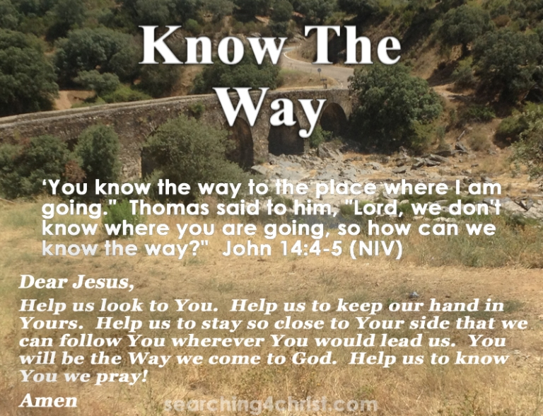 Know The Way to Heaven