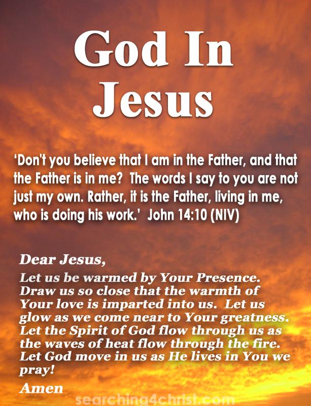 God In Jesus
