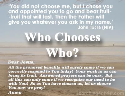 Who Chooses Who?