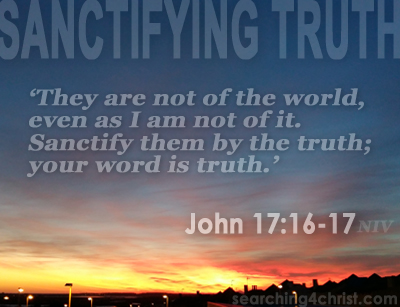 Sanctifying Truth