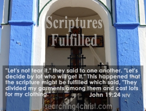 Scriptures Fulfilled