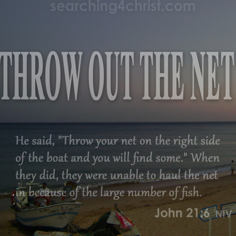 Throw Out The Net