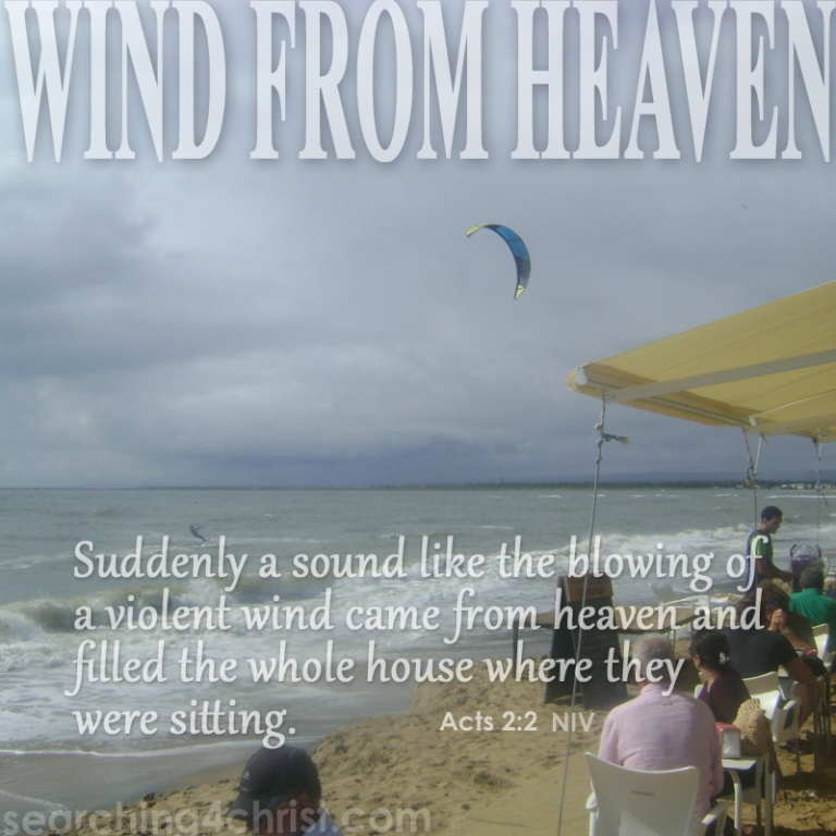 Wind From Heaven