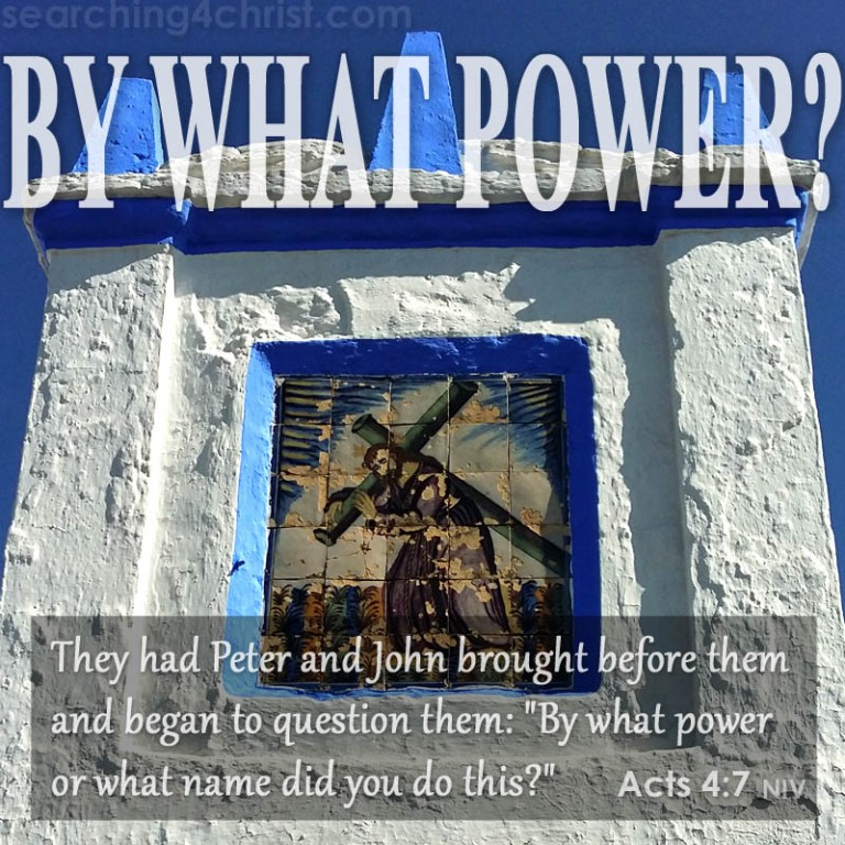By What Power