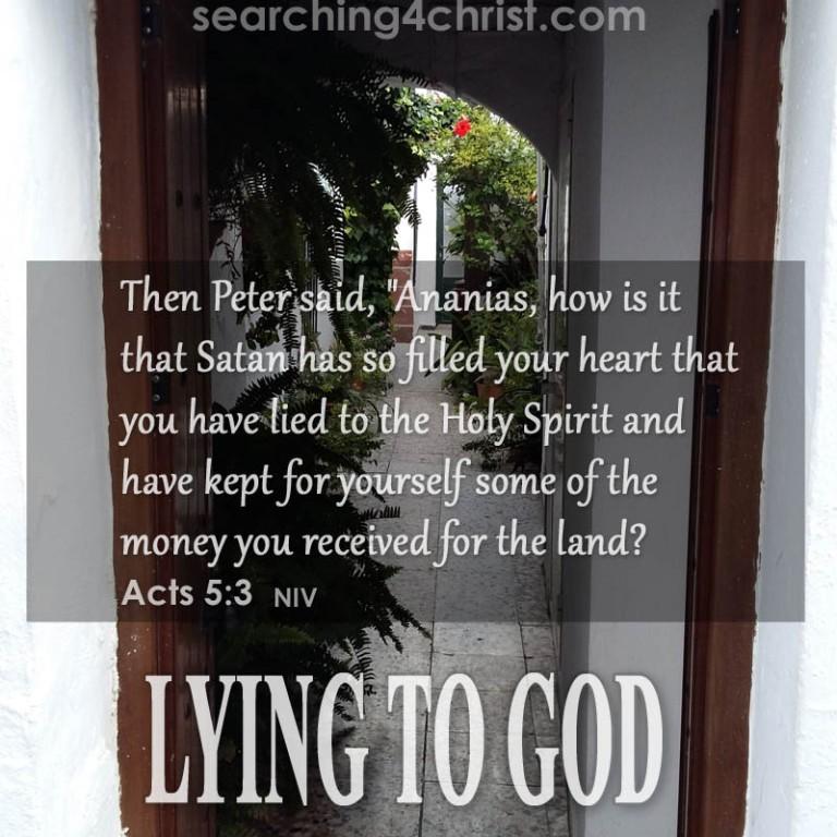 lying-to-god