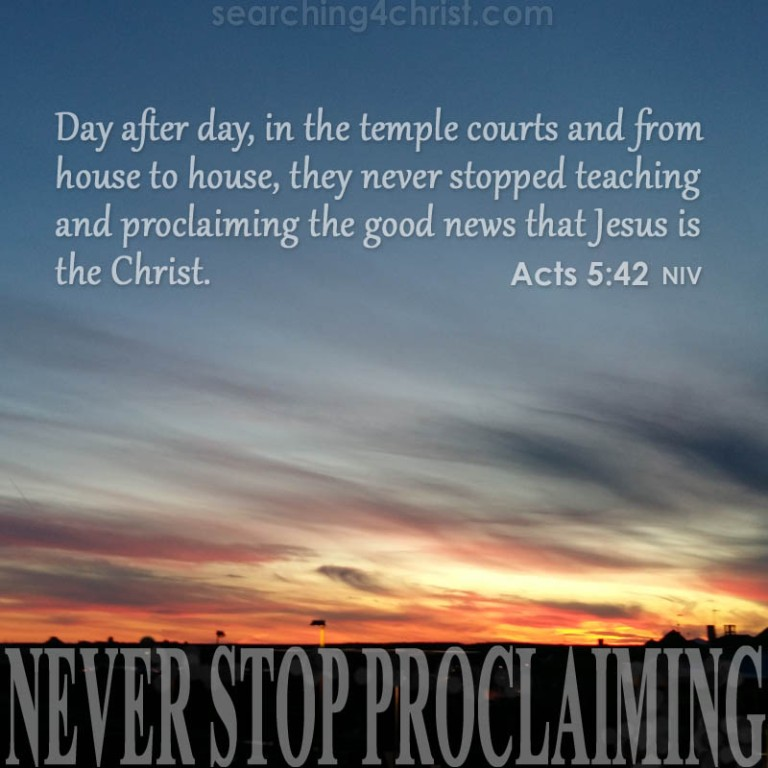 never-stop-proclaiming