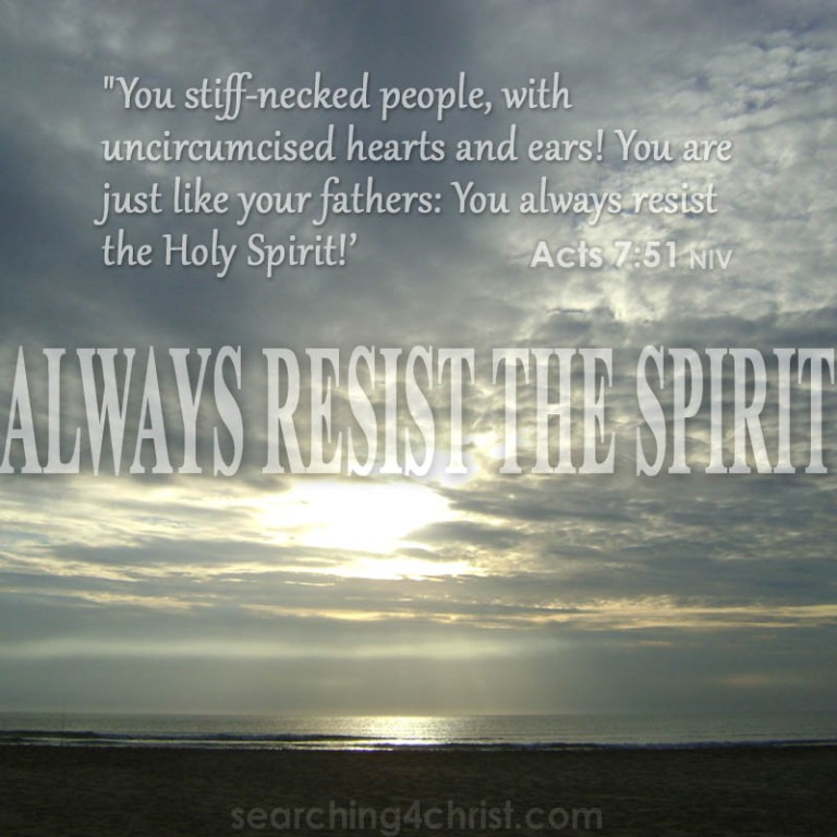 always-resist-the-spirit