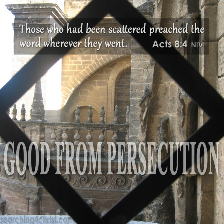 good-from-persecution