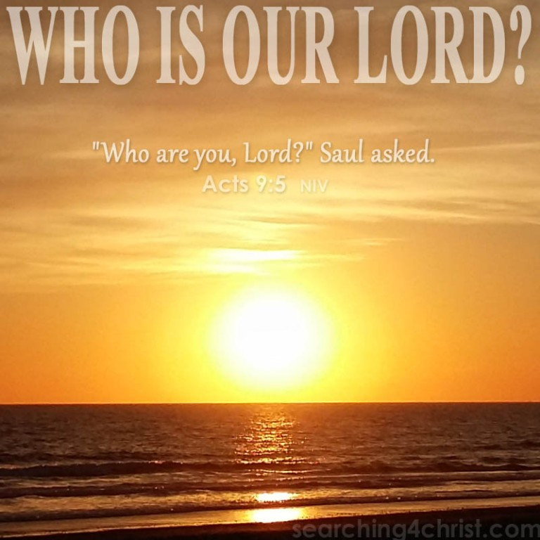who-is-our-lord