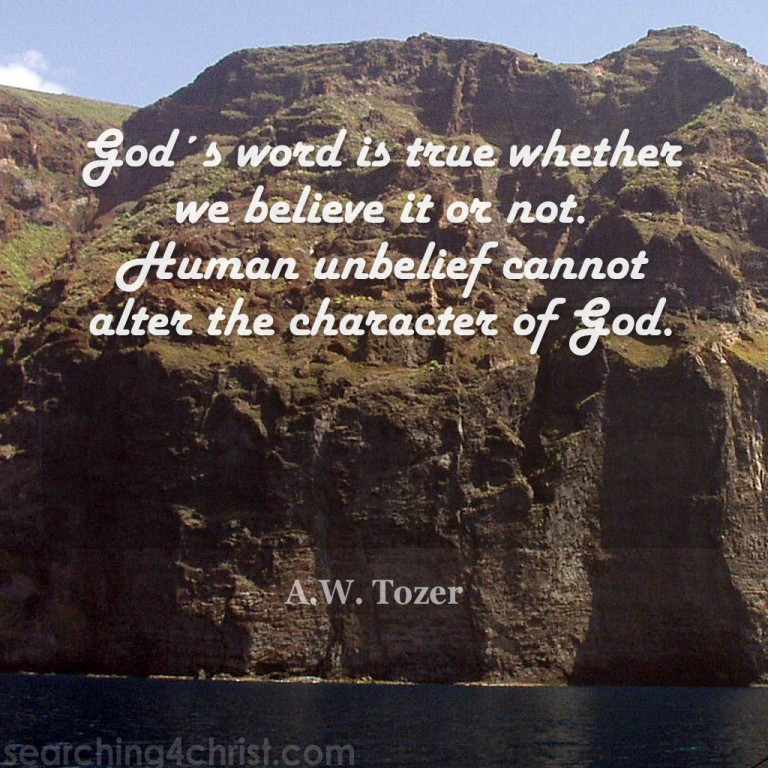 Gods-word-is-true