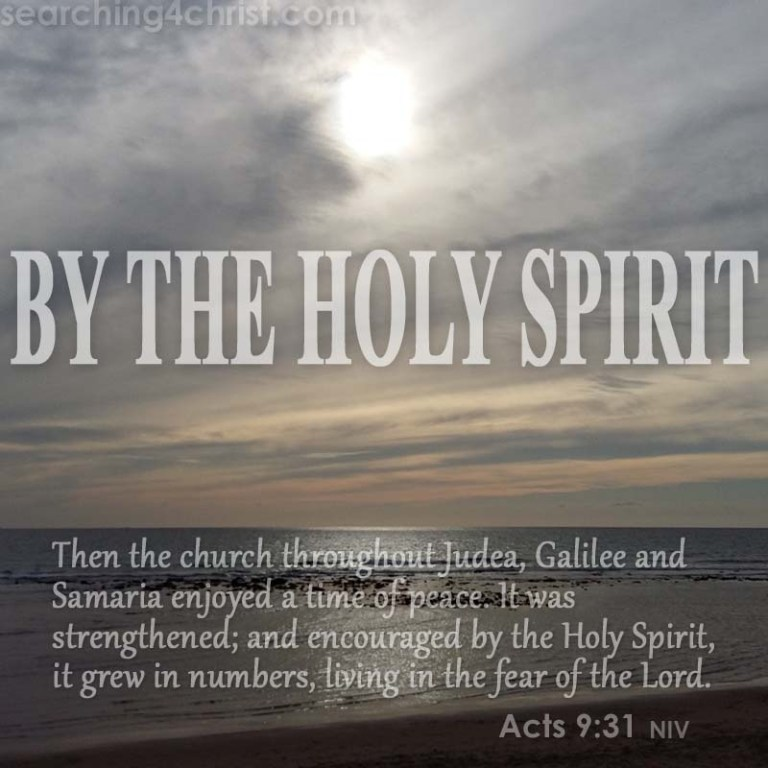 by-the-holy-spirit