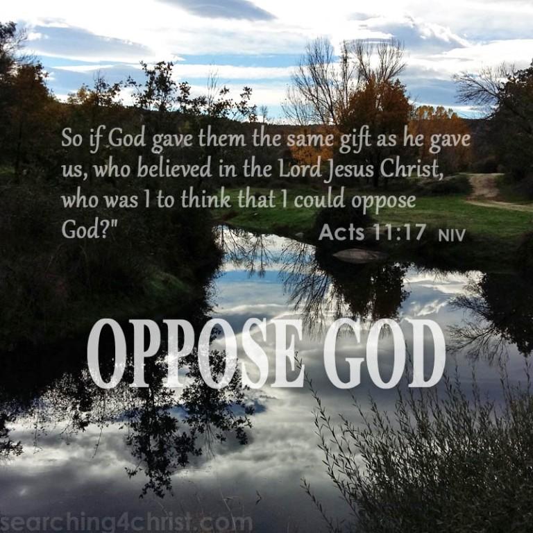 oppose-god