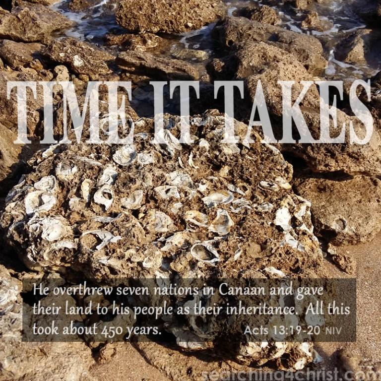 Time-it-takes