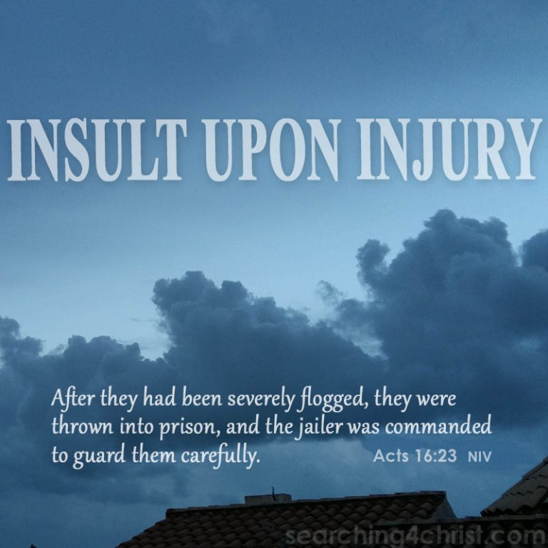 insult-upon-injury