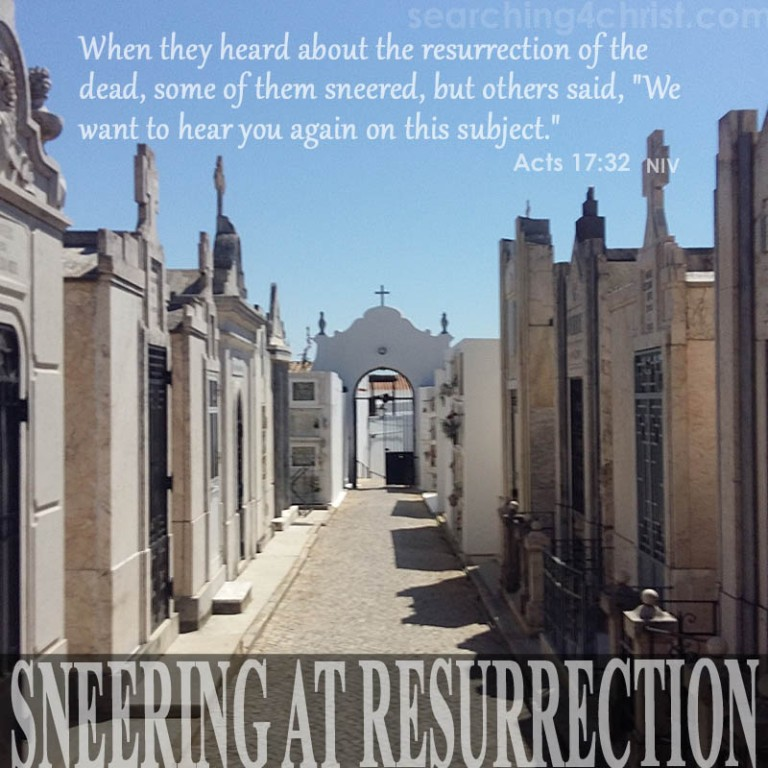 sneering-at-resurrection
