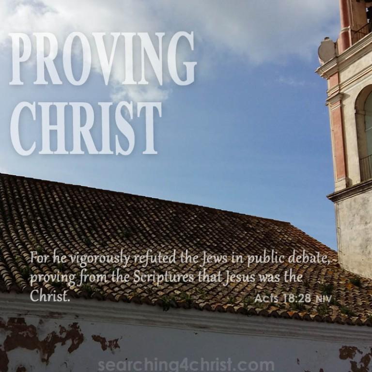 Proving-Christ