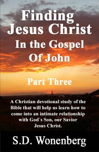 Finding Jesus Christ In The Gospel Of John Part Three