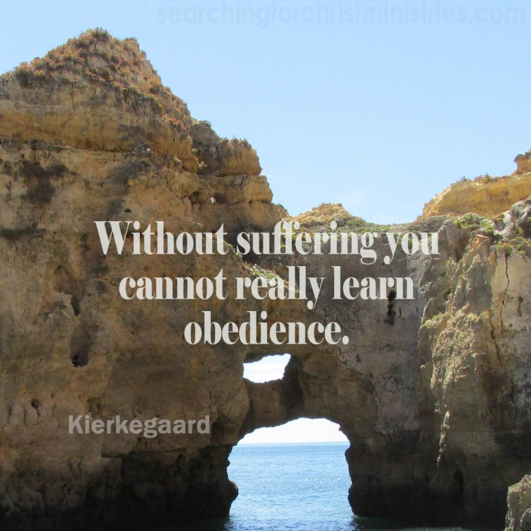 Without Suffering
