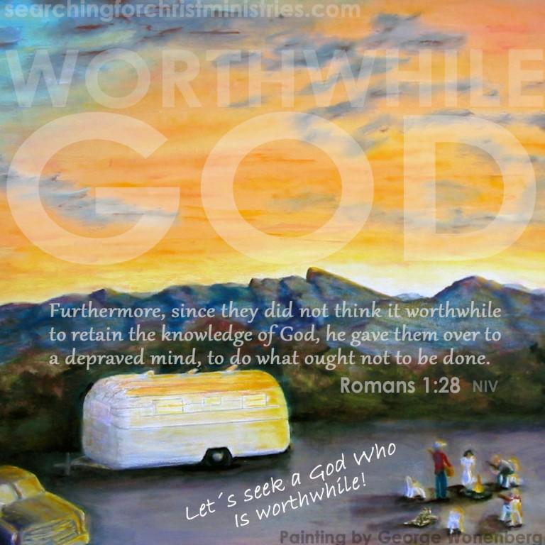Worthwhile God