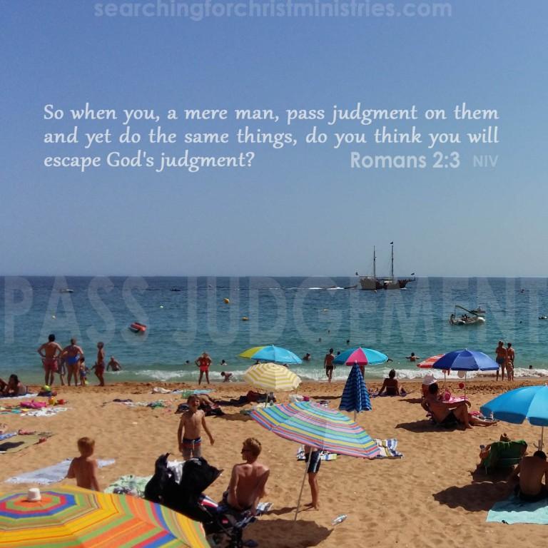 Pass Judgement