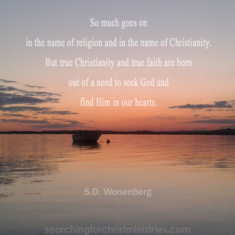 In The Name Or True Faith