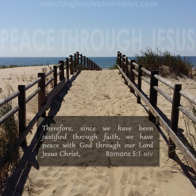 Peace Through Jesus