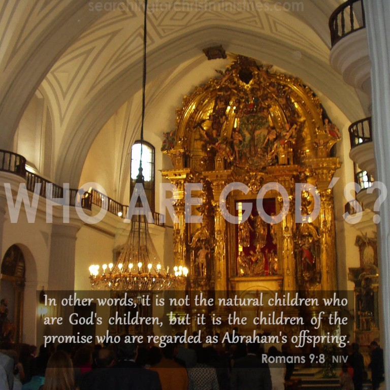 Who Are God´s
