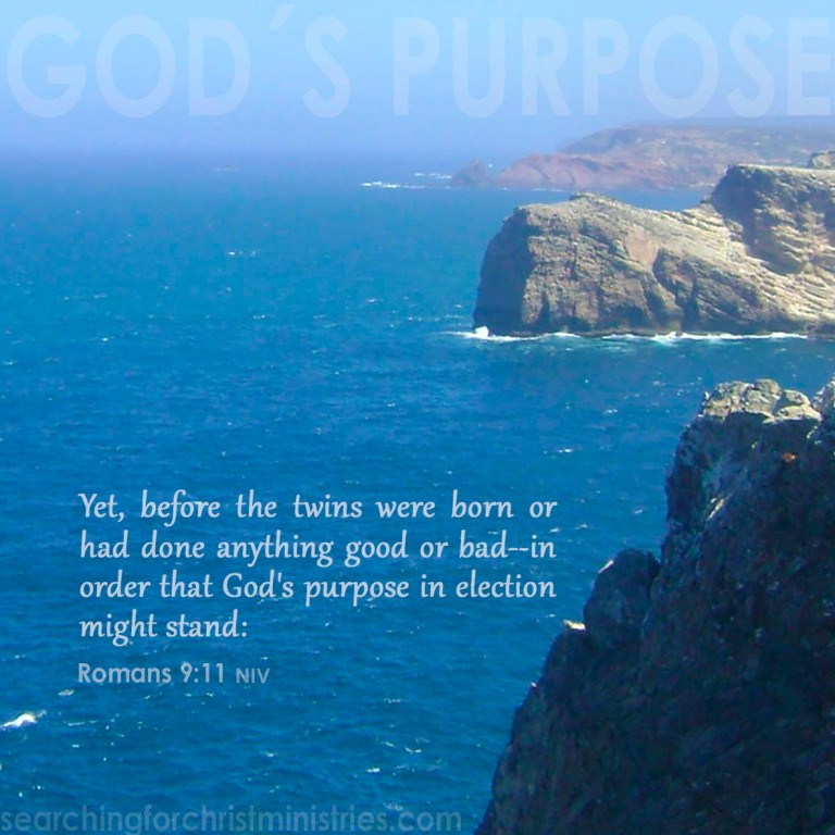 God´s Purpose