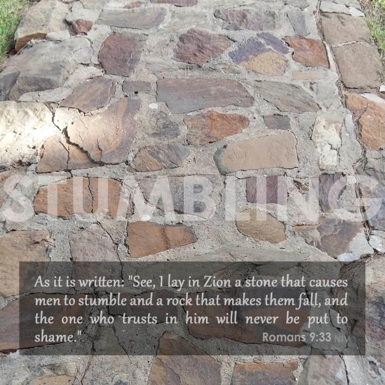 Stumbling