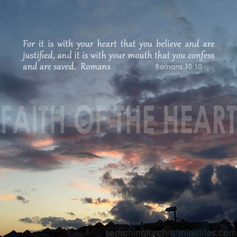 Faith of the Heart