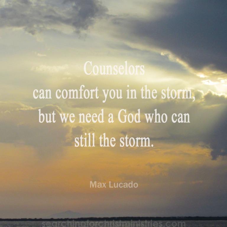 Comfort In The Storm