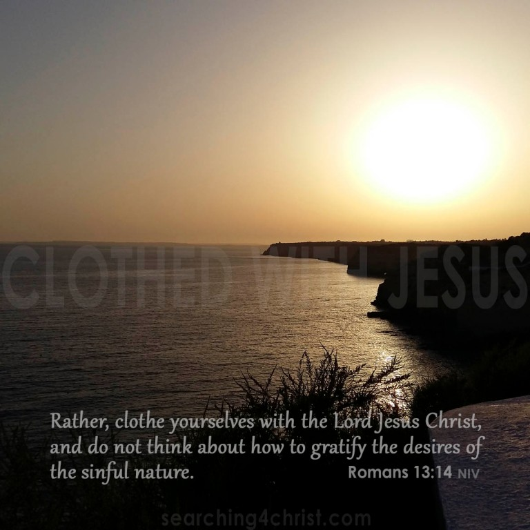 Clothed With Jesus
