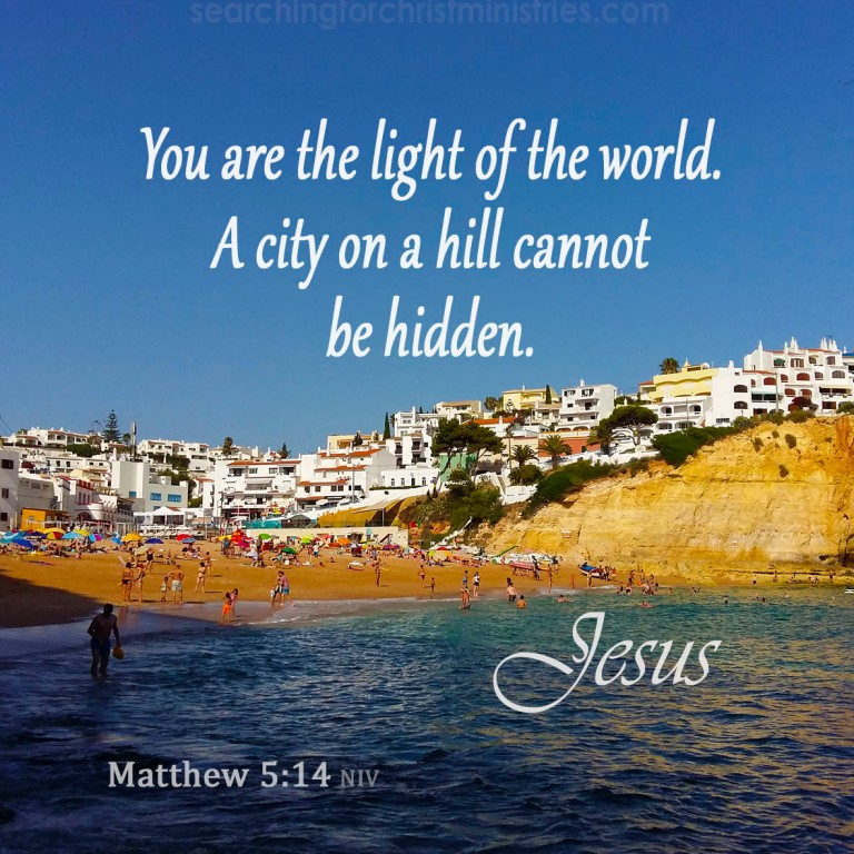 Matthew 5:14