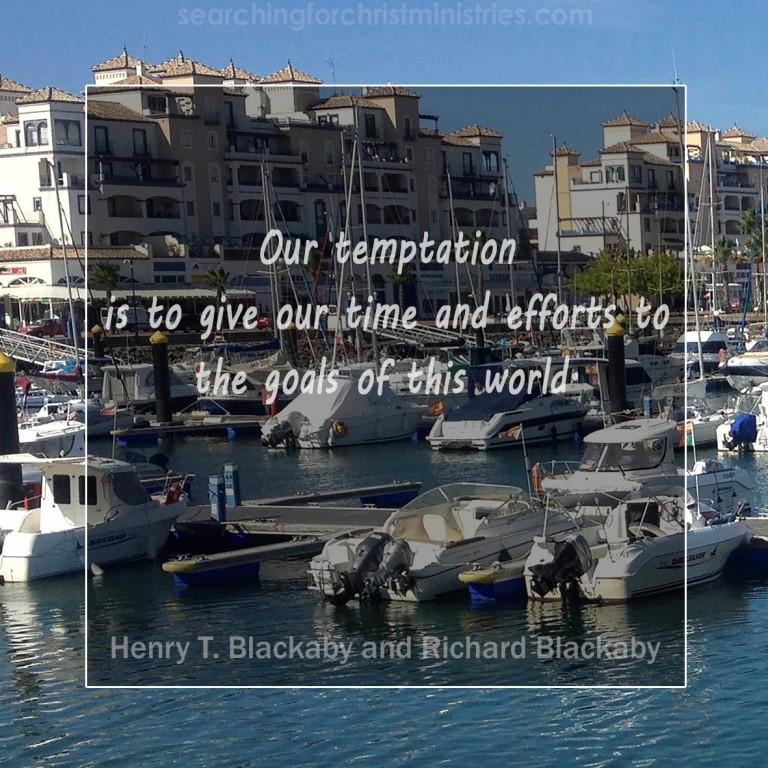 Our Temptation