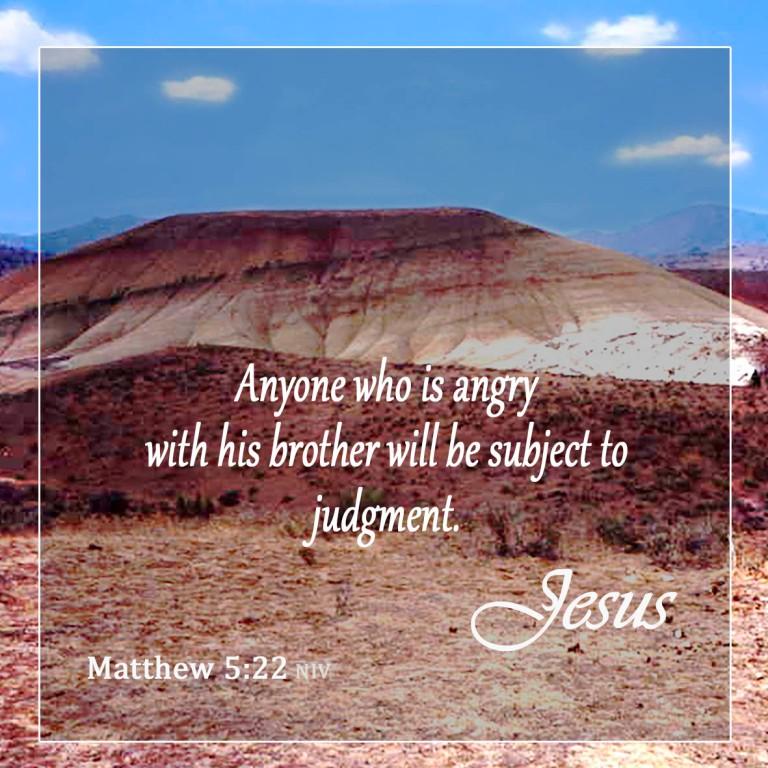 Matthew 5:22