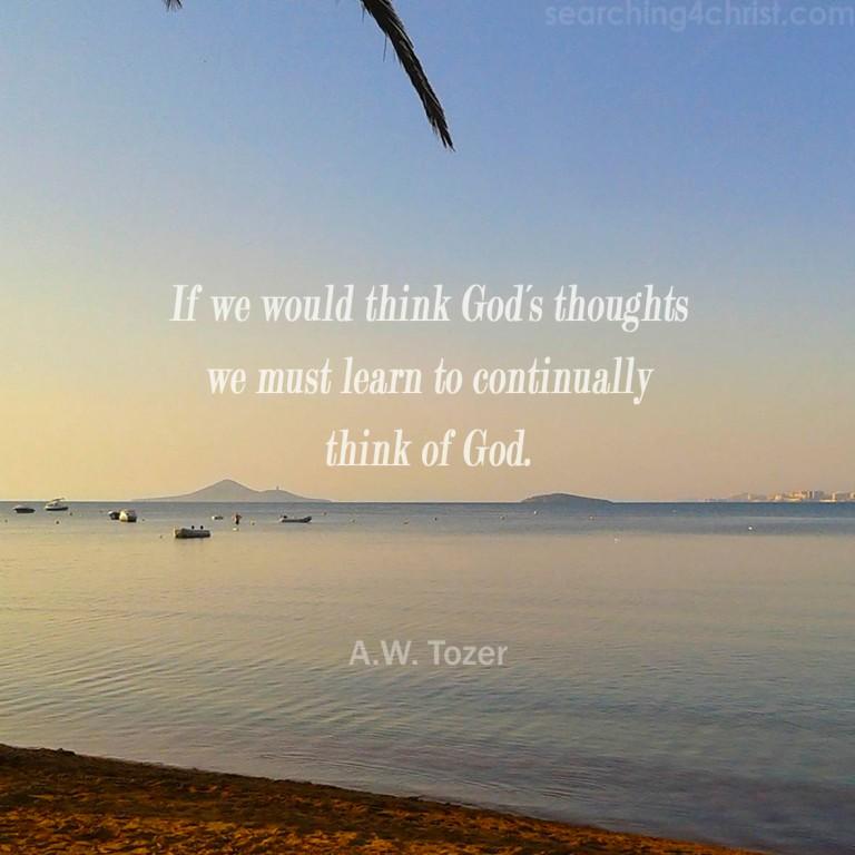 Think God