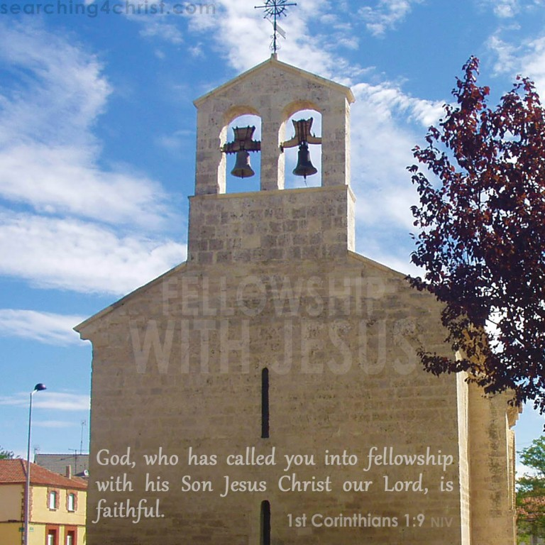 Fellowship With Jesus