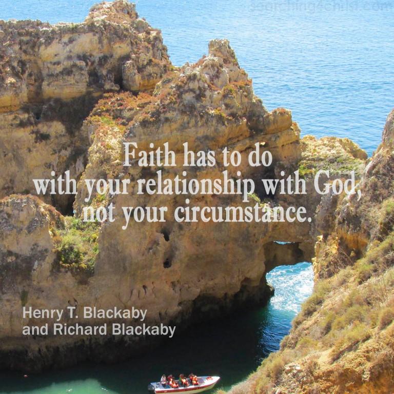 Faith Has to do With...