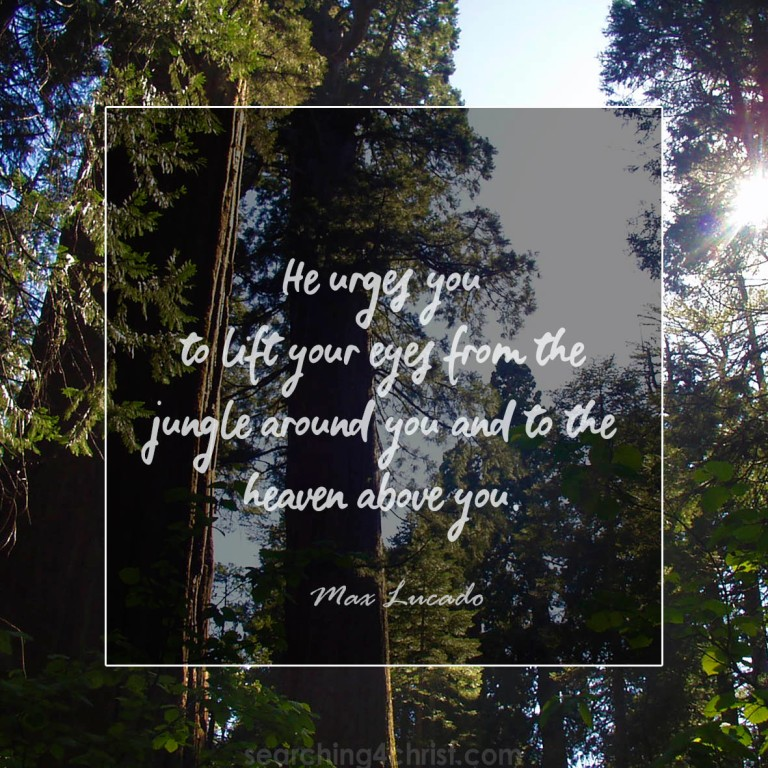 He Urges You