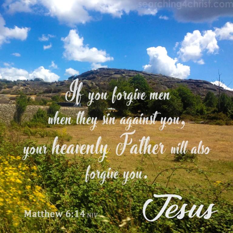 Matthew 6:14