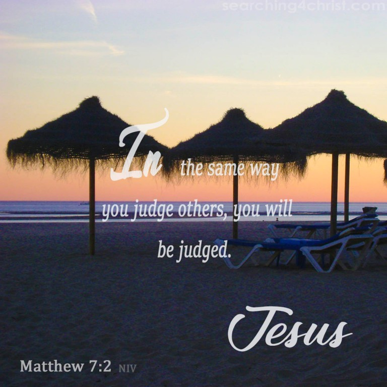 Matthew 7:2