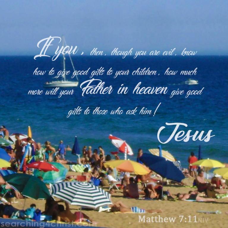 Matthew 7:11