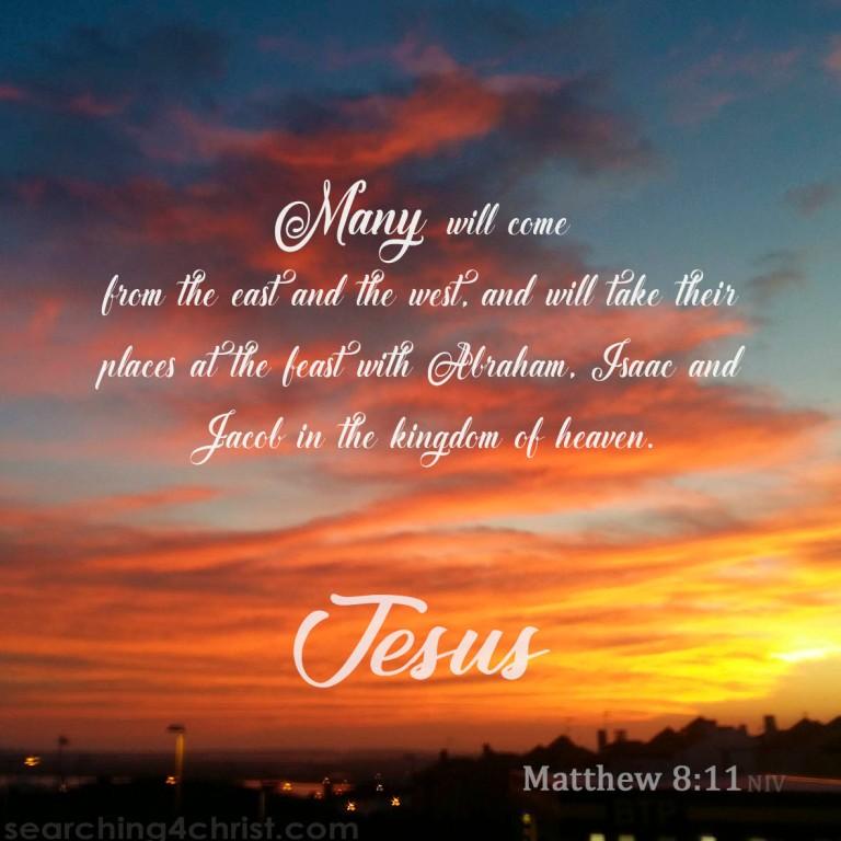 Matthew 8:11