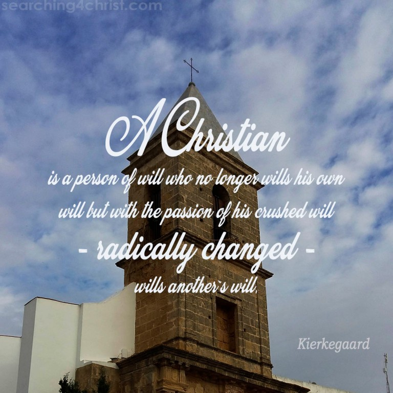 600 A Christian Is