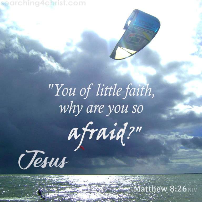 Matthew 8:26