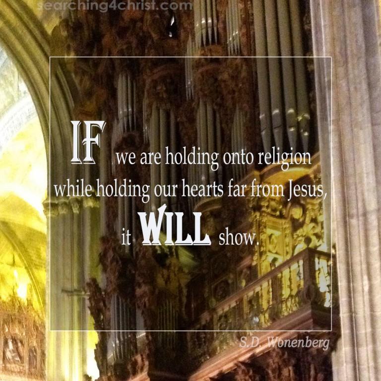 Holding Religion