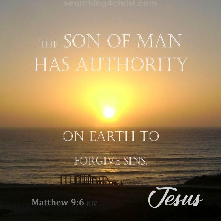Matthew 9:6